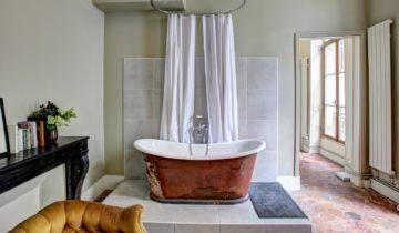 La baignoire, de ses débuts à nos jours.