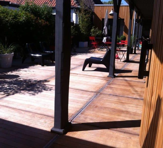 Terrasses pour Particulier