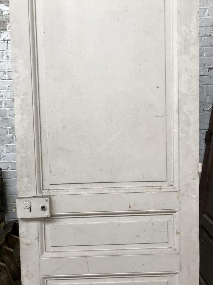 Porte ancienne blanche full 2