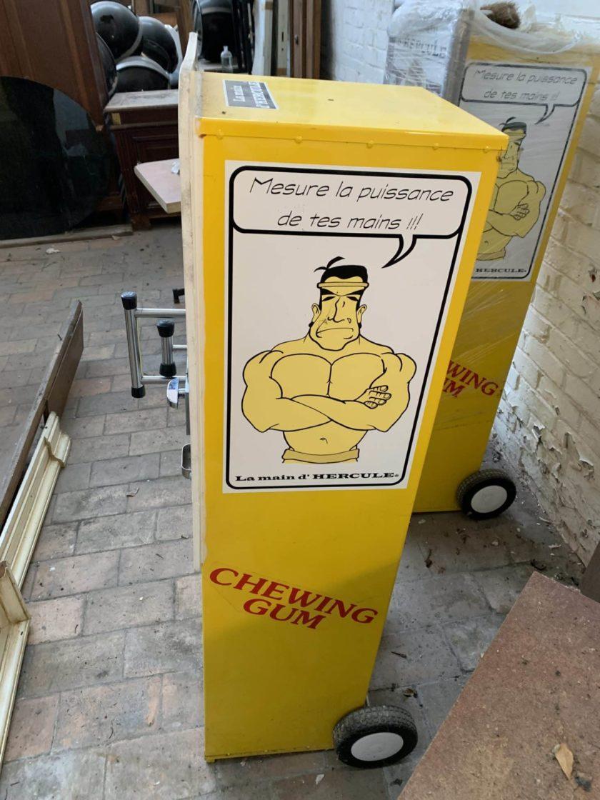 Distributeur de chewing-gum