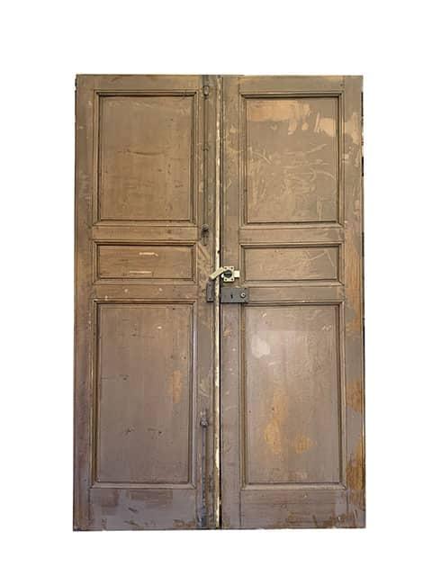 Double Porte de séparation