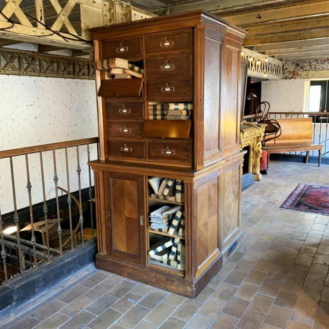 meuble trapillon