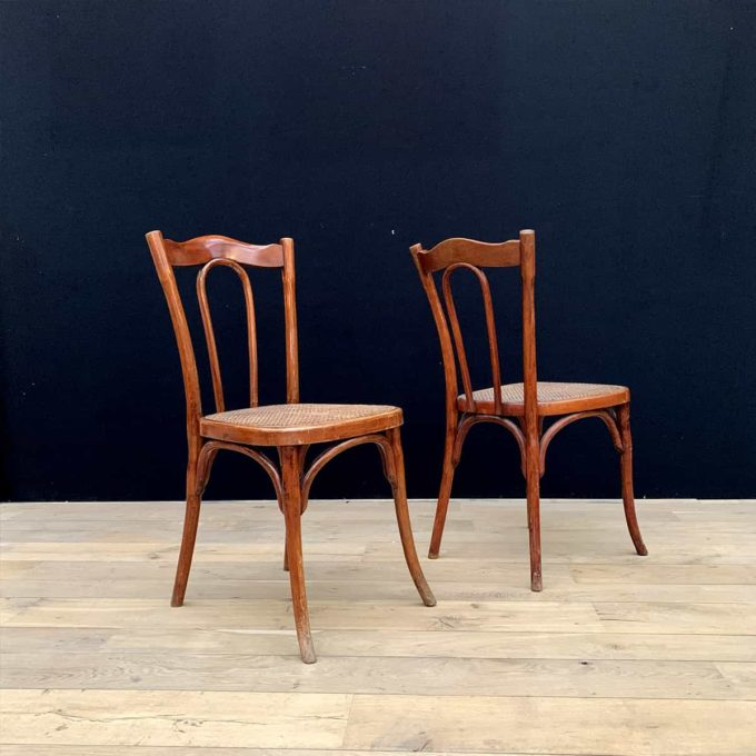 chaise bistrot hofmann