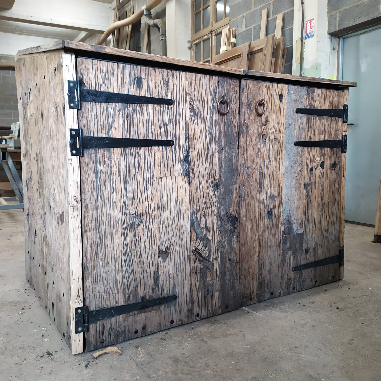 meuble de rangement atelier