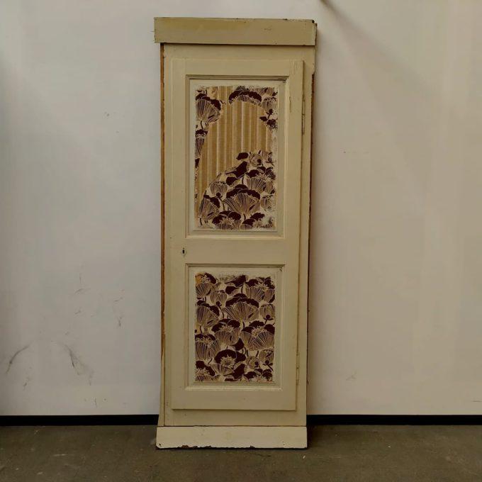 Porte de placard ancienne, 71x196cm.