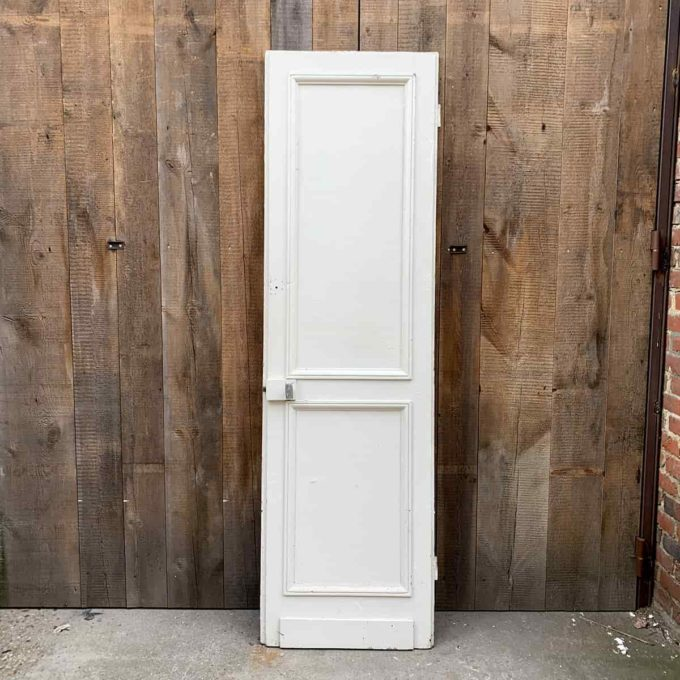 Porte de séparation ancienne, 64x220,5cm.