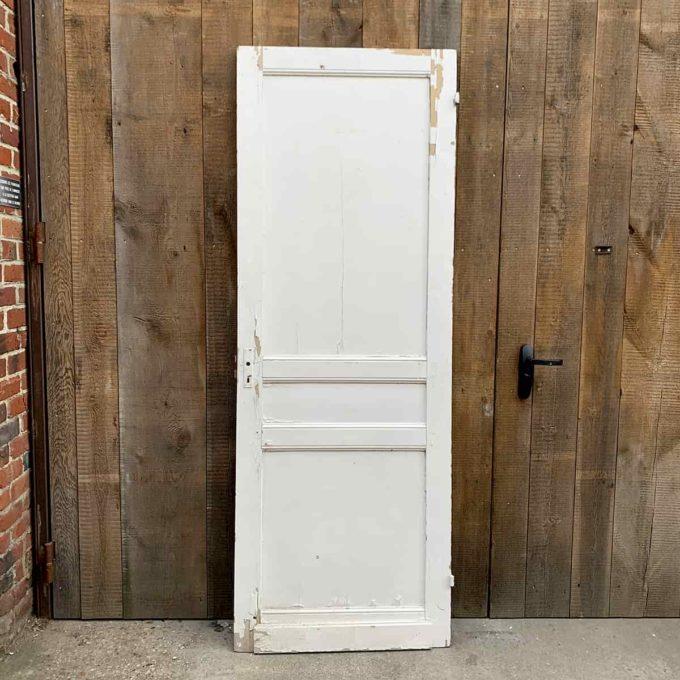 Porte de séparation, 218x79cm.