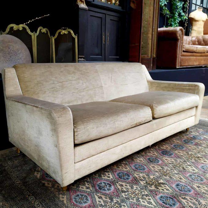 Canapé lit Airborne ancien, 183*90*71cm.