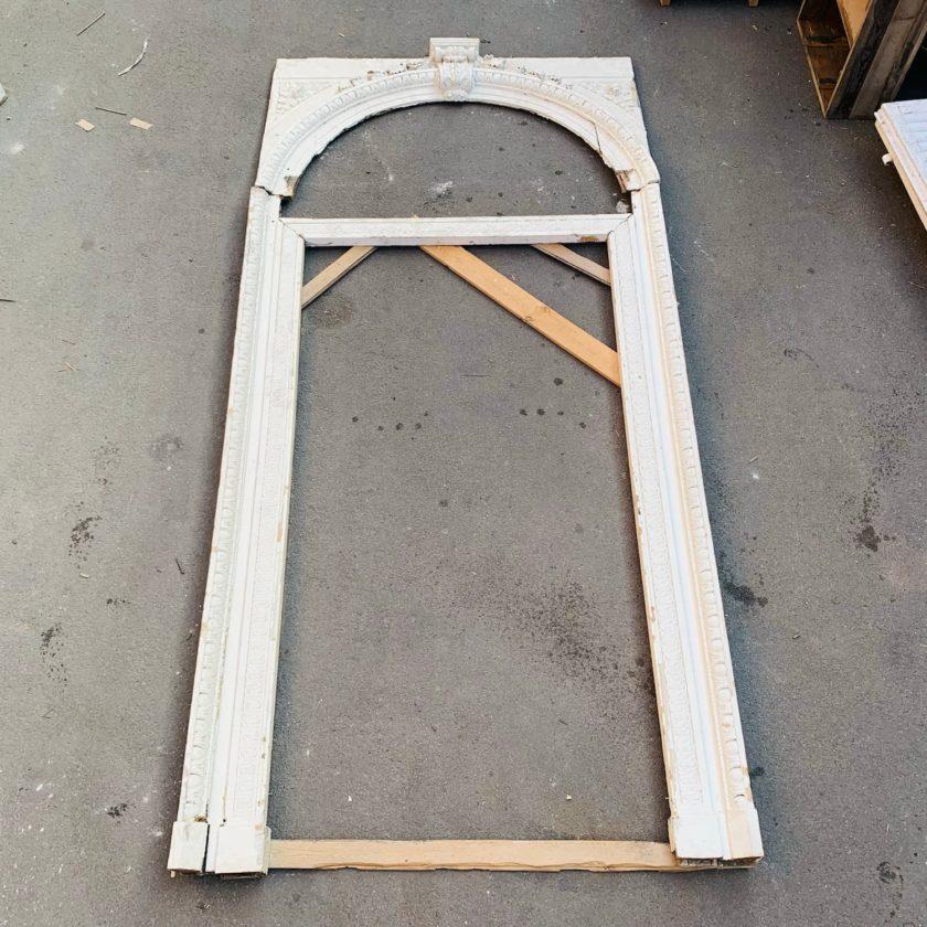 doorway with transom