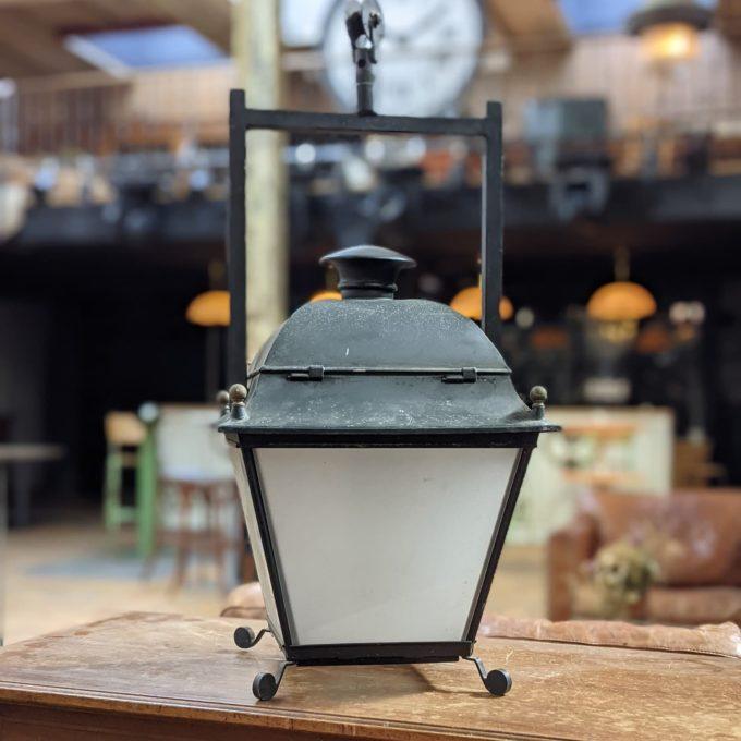 Lanterne début XXème siècle