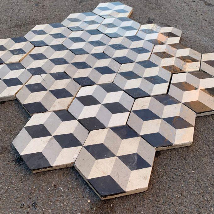 carrelage cubique top